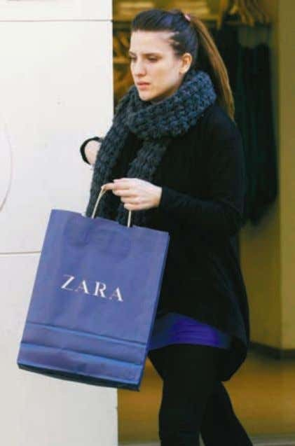 10 May 28 May 18 Jun 8 Jul 28 Jul ZARA BACK IN THE BLACK HIGH-street