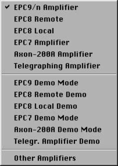 since the EPC9 uses its built in AD/DA converter. The next step will be to define