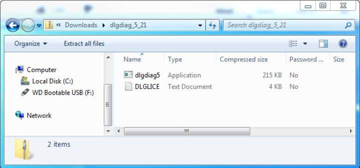 6) to the bootable USB flash drive. Do not put the file in a folder. (Figure