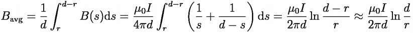 and compute the following integral: is small compared with By the Lorentz force law, the magnetic