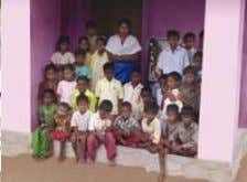 Amrita Sanskrit Higher Secondary School, Kollam, Kerala Class of Attappadi tribal children, Kerala AWARD-WINNING ADUlT