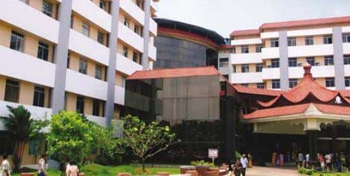 AMRITA INSTITUTE Of MEDICAl SCIENCES (AIMS) AIMS Hospital ( www.aimshospital.org) was created out of Amma's