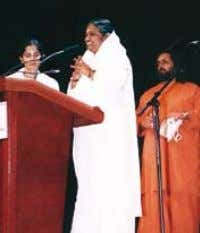 Reli- gious & Spiritual Leaders at the UN, Geneva. 10 TAKEN TOGETHER, AMMA'S SPEECHES FORM A
