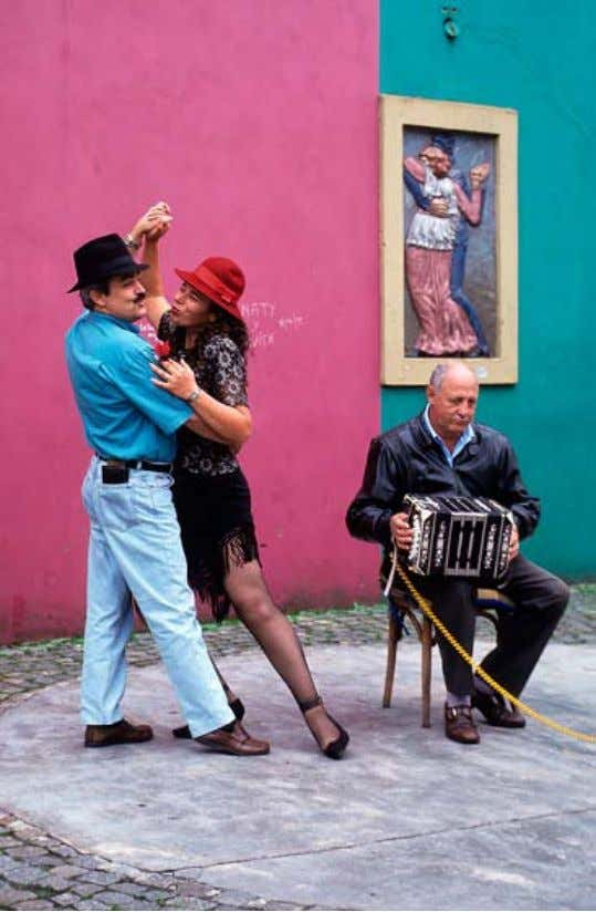 "Michael Shaefer Winner, Best Use of Color Title: ""The Tango, Buenos Aires, Argentina"" MICHAEL SHAFER"