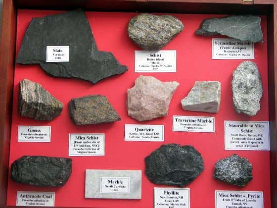  Metamorphism and Metamorphic Rocks Metamorphic rocks are derived from pre-existing rock types and have undergone