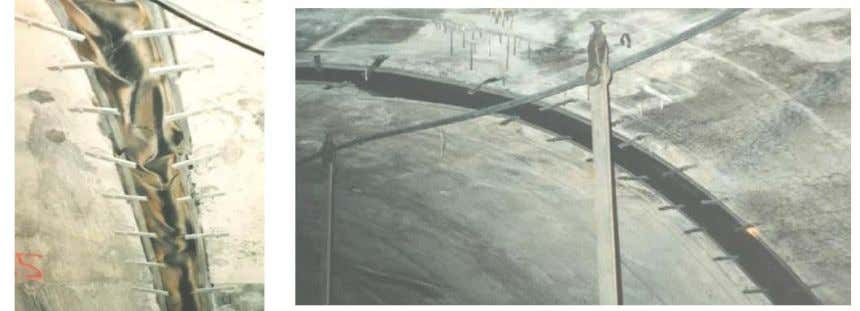 "Temporary Drainage Systems Comprised of Neoprene Rubber Troughs and 25 mm (1"") Aluminum Channels (FHWA, 2005)"