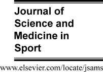 and Medicine in Sport (2007) 10 , 193—200 ORIGINAL PAPER A profile of sports science research
