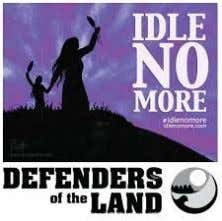 "to challenge the current land claims reform process"" The Website is: http://www .defendersoftheland.org/ Then in"