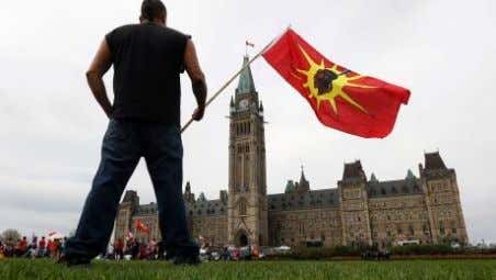 "rights, it seems that governments prefer dependency. ""Opposition by First Nations over the First Nations"