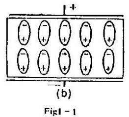 produce heat due to somewhat similar friction among them. When the electric field is applied for