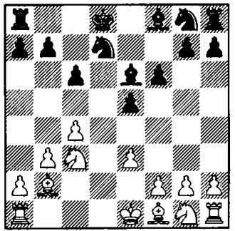 Chapter 1 After White has castled short, gerous for Black however, for Black is not afraid