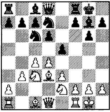 l.d4 d6 2.c4 eS White cannot hurt his oppo­ nent with 3.b3 exd4 4.'\Wxd4 ttJf6 (preparing