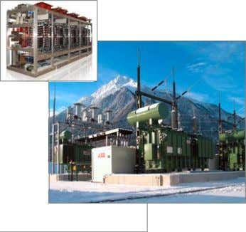 Built to control power – in industry, utilities and traction ABB is a globally active
