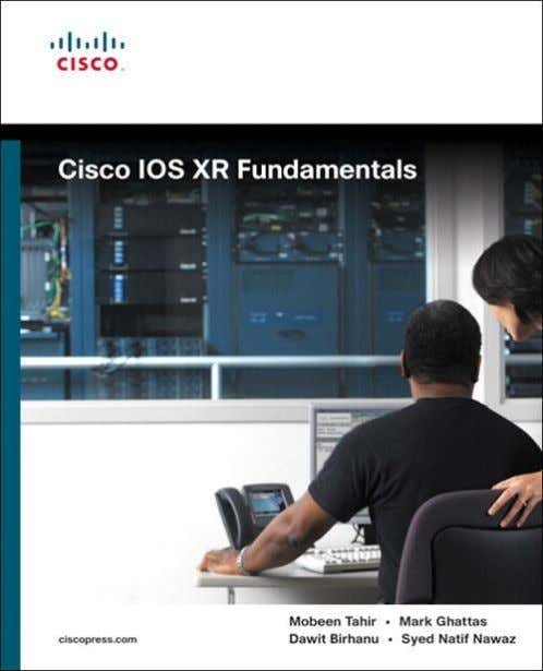 Литература http://www.ciscopress.com/bookstore/product.asp?isbn=9781587052712 Cisco IOS XR © 2010 Cisco and/or