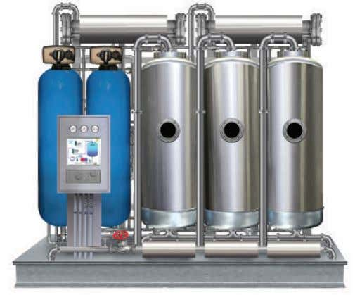 Level instrumentation should be of a hygienic design. Water Purification Skid Process Schematic WFI production
