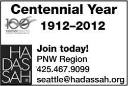 Centennial Convention Centennial Year Come With Us to Israel! 1912–2012 October 15-18, 2012 Book before