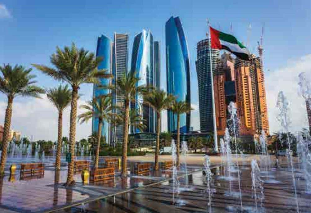 102 MENA EQUITIES United Arab Emirates We remain positive on the UAE market, helped by Dubai's