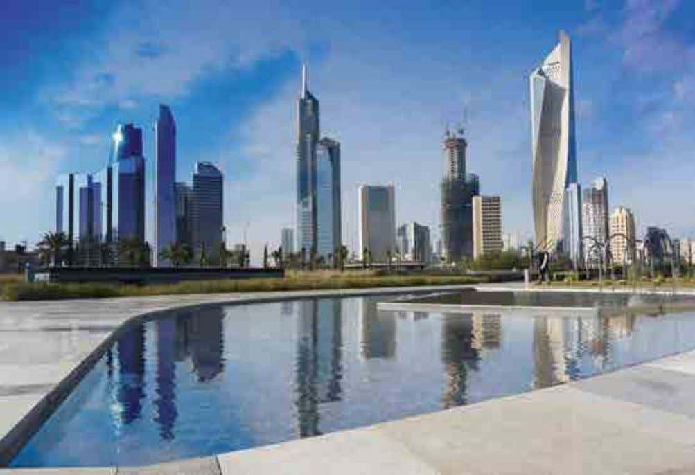 MENA EQUITIES 103 Kuwait Kuwait was the best performing market in the GCC in 2017, with