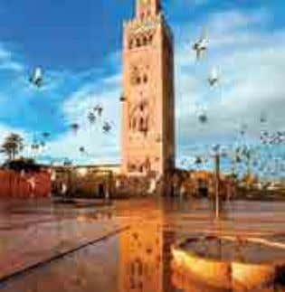 THE MENA REGION 43 Morocco FAB Outlook: 2018 GDP Forecast: Cautiously Positive 4.50% (4.40% in 2017)*
