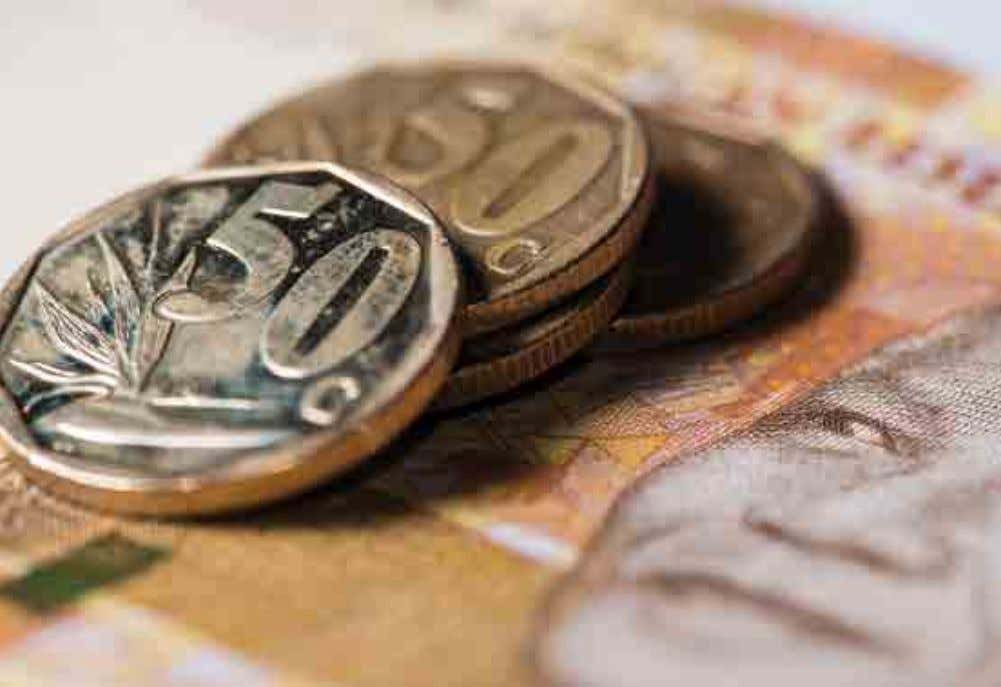 68 MENA FX OUTLOOK South African rand ZAR: In South Africa, political events will dominate the