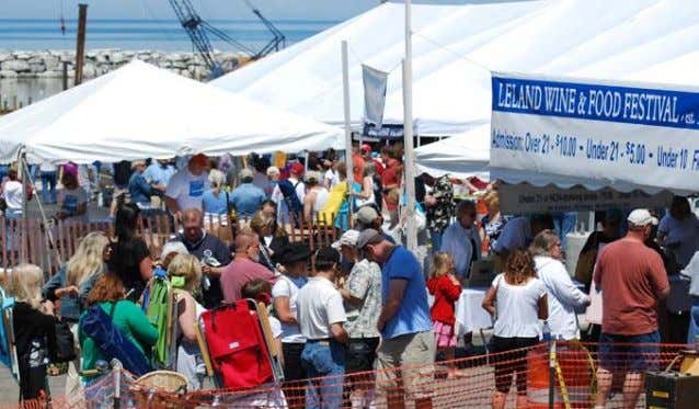 domestic nonprofit corporation (501(3)c) on May 8, 2000. The Leland Wine Fest, one of the state's