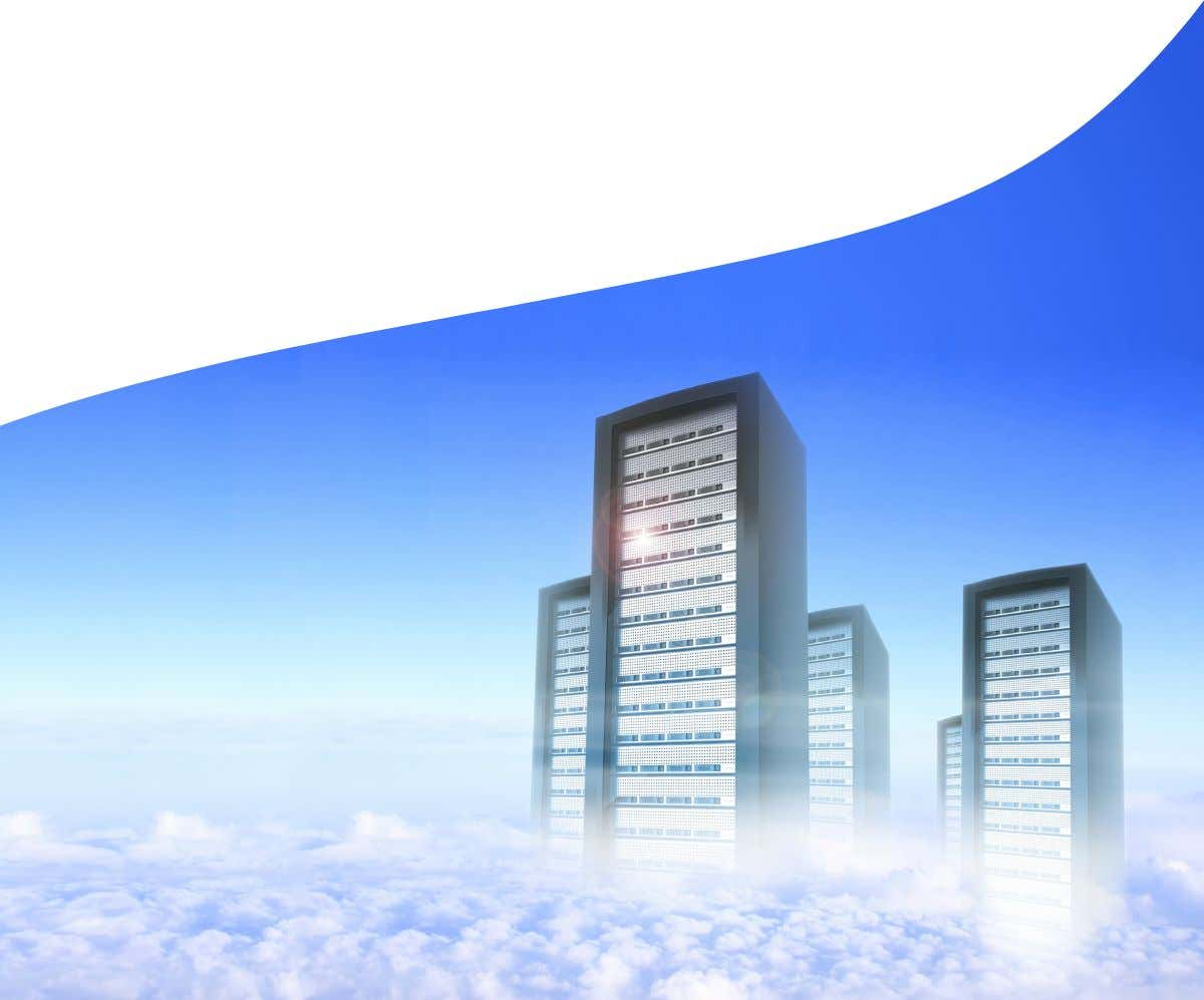 Outsourcing Services the way we see it An Early View of Cloud Computing