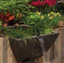 14 / decorative water feature decorative water feature / 15
