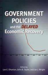 Taylor's blog Economics One (http://economicsone. com). Available from the Hoover Institution Press is Government