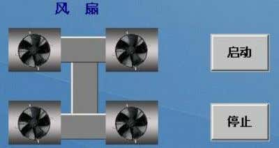of Fan 1.2.5 The 4 t h Animation Effect Bar Graph Figure 1-2-20 Impression Drawing of