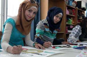 Engaging Youth project, phase II 'Special Measure for Syria', 2011