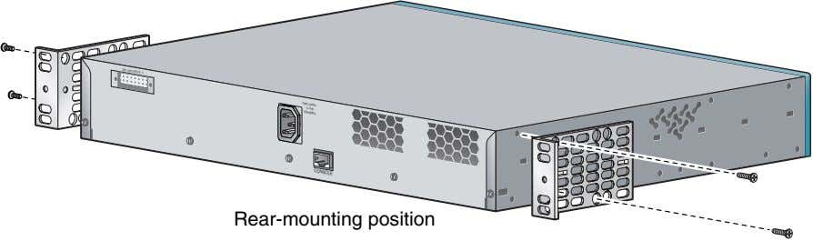 DC OUTPUT 1 100-240V~ 5-3A 50/60Hz CONSOLE Rear-mounting position