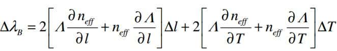 be calculated from Bragg's condition and is given by [2] Here first term represent the effect