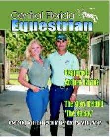Equestrian has a Facebook Group~Please Join! On the Cover Cover: Sharleen Exler & Mauricio Garcia at