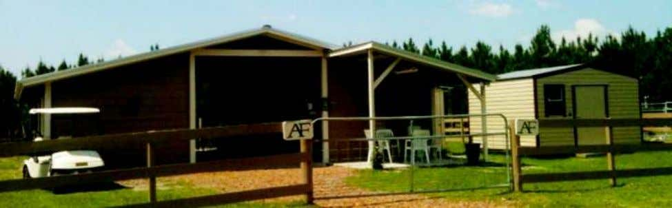 Featured Barn: Archer Farms, Archer FL Archer Farms: Two Paths Meet with One Passion Archer Farms