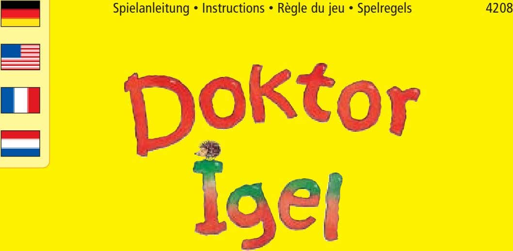 Spielanleitung • Instructions • Règle du jeu • Spelregels 4208