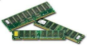 and is also one of the smallest parts. Primary Memory Fig 1.1.6 Memory Chips Memory :