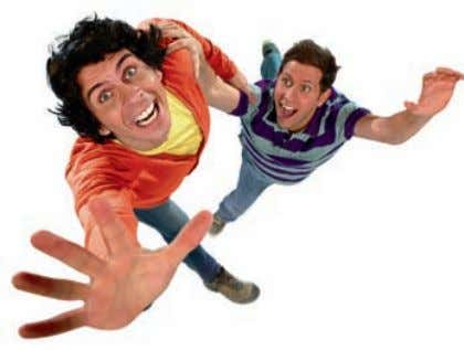 Fun, Fun, Fun! Wit h Cbeebie's Presenter Andy Day Tell us a little about yourself? I'm
