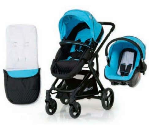 For your chance to win a stunning Hauck Colt Travel System, simply answer the following