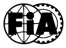 FICHE D'HOMOLOGATION HOMOLOGATION FORM COMMISSION INTERNATIONALE DE KARTING - FIA Homologation N° 76/CH/14 CADRE DU
