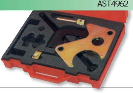 models OPEL – see VAUXHALL/OPEL Timing Tools PAGE 67-71 PEUGEOT – see CITROËN-PEUGEOT PAGE 20-24 asttools.co.uk