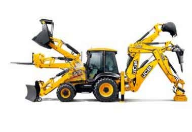 ever Quite simply, our new backhoes do even more for less With an ever-more competitive market