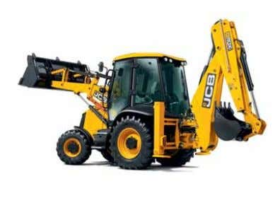 technologically advanced standards in backhoe performance Redesigning and refocusing the world's number one backhoe
