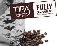 Packaging Formats Gusseted Bag + Valve LAM 506 Applications • Whole coffee beans Technical Data •