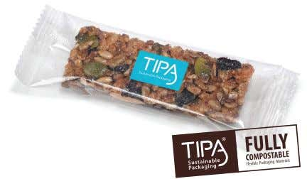 Packaging Formats Bar Wrapper LAM 604 Applications • Granola bars Technical Data • 3-ply laminate •