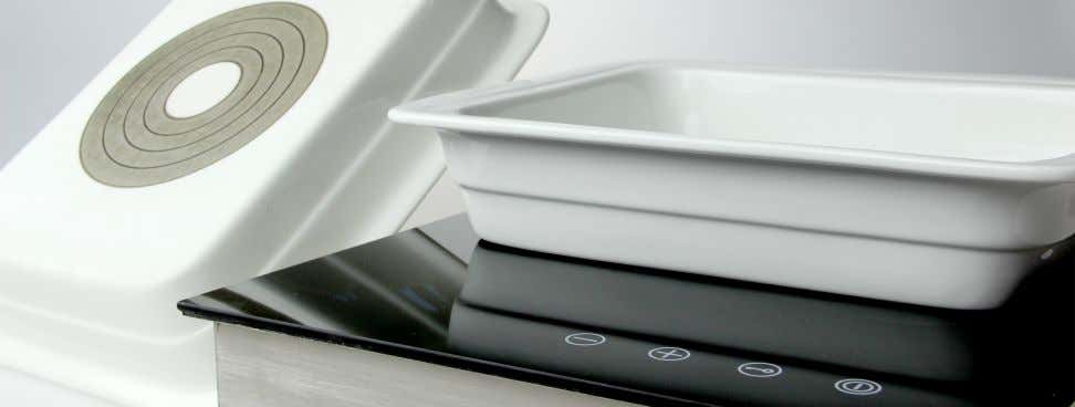 standard pans. Your modern buffet solution is here. F eATUR e S Developed in response to
