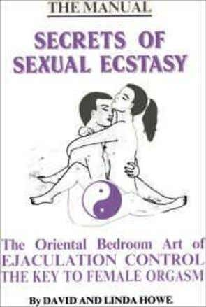 Bedroom Art of EJACULATION CONTROL THE KEY TO FEMALE ORGASM a book By DAVID AND LINDA