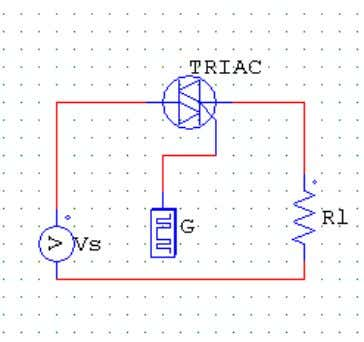 Supply • Oscilloscope • Multimeter Circuit Diagram: Theory: SCRs are unidirectional (one-way) current devices,