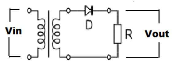 Resistance • Diode • Connecting wires Circuit Diagram: Theory: Rectifier: A rectifier is an electrical device