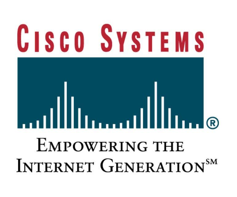 Presentation_ID © 2001, Cisco Systems, Inc. All rights reserved. 124