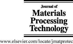 of Materials Processing Technology xxx (2004) xxx–xxx Investigation of residual stress and post weld heat